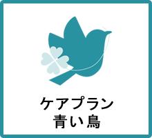 ケアプラン 青い鳥